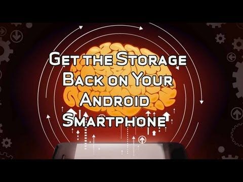 How to Make More Room on Your Android Smartphone - ZDBox & ES Task Manager