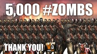 THANK YOU CRIMSON ARMY | 5,000 SUBSCRIBER SPECIAL | Midnight Live Stream Release Party Stream