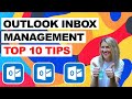 10 Tips To Outlook Inbox Management with Simon Hurst