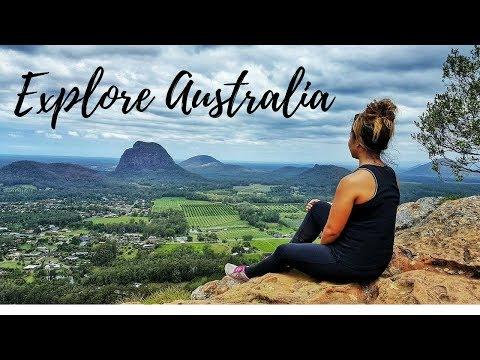 Australia Vlog | Things to do in Brisbane, Gold Coast & Sunshine Coast
