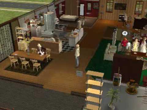 Sims2:建築&生活3(生活)