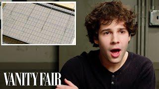 David Dobrik Takes A Lie Detector Test | Vanity Fair