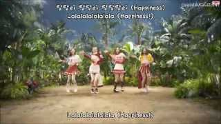 Red Velvet - Happiness (행복) (eng sub + romanization + hangul) MV [HD]