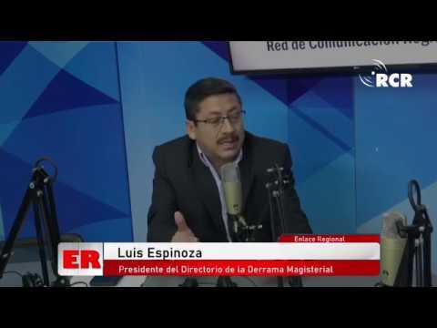Prof. Luis Espinoza Tarazona: X Congreso Encinas 2020  hará propuestas sobre  educación inclusiva