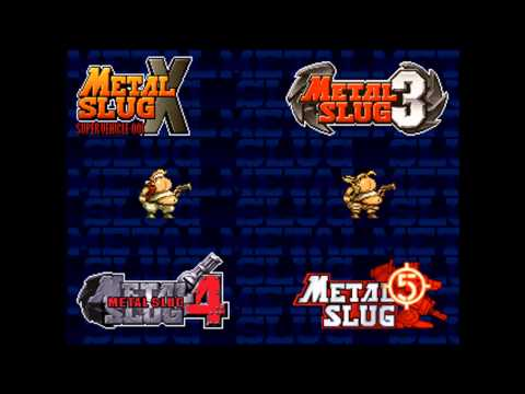 METAL SLUG SOUND EFFECTS 2