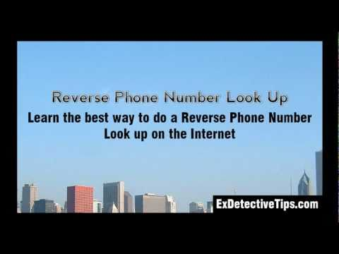 Reverse Phone Number Look Up - Everything You Need to Know