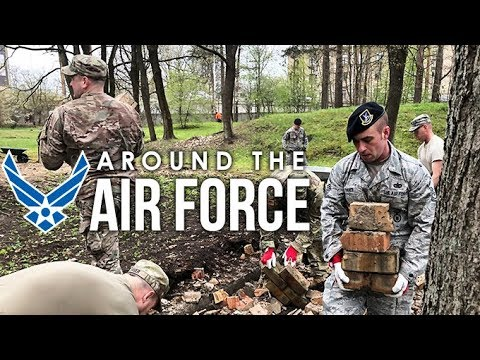 Around the Air Force: EPME Changes / Airmen Volunteer