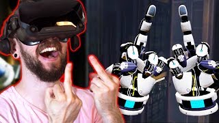 The Future Of VR Is Here (Valve Index)