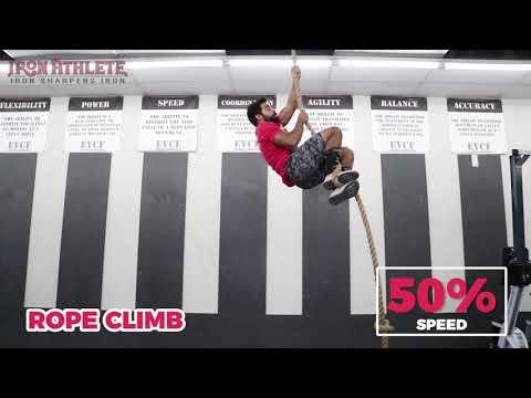 Rope Climb (Clamp)