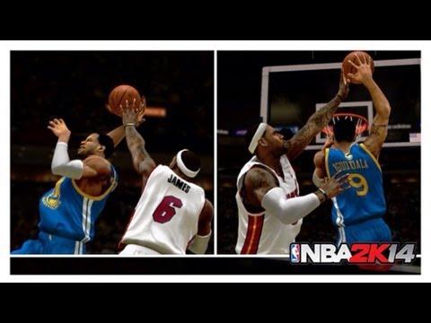 NBA 2k14 Gameplay News 1 - BLOCKED DUNKS - My Experience & Opinion - Quadruple Double 2k13 MyCAREER