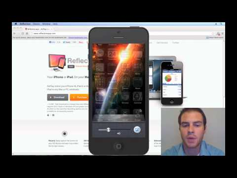 Display iPhone on Computer Screen Wirelessly - No Jailbreak