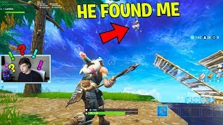 Giving V BUCKS to the first Viewer that Finds Me.. (Fortnite Challenge)
