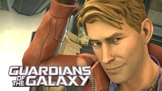 Guardians of the Galaxy Telltale - Episode 1 - Tangled Up in Blue!- Guardians of the Galaxy Reaction
