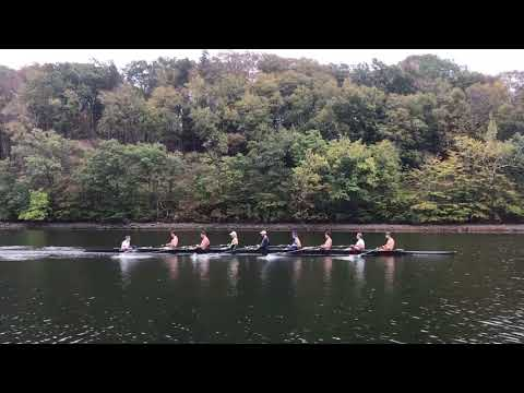 Yale Rowing Practice 10.14.17