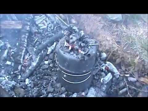 Campfire Cooking:  Bannock