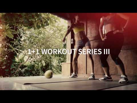 FREE WORKOUT with Active8me - 1+1 Workout Series III (15 mins, no gym or equipment, partner workout)
