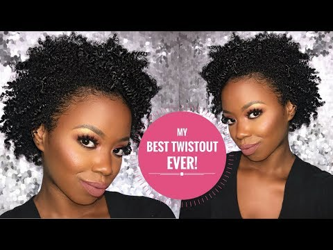 My Best Twist Out Ever Using Form Beauty