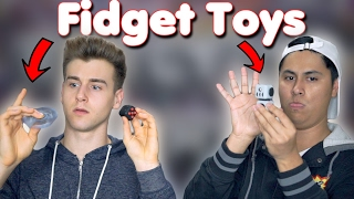 Download Reacting To Fidget Toys! Video