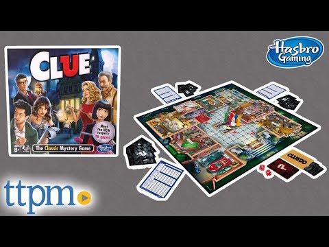 Clue from Hasbro