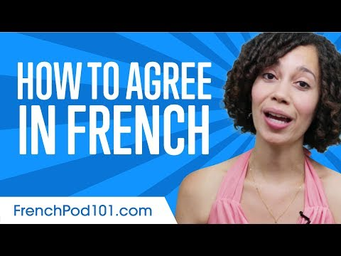Learn the Top 7 More Ways to Agree in French
