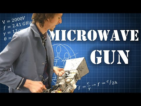 How a MICROWAVE GUN Works