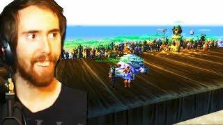 Methodjosh plays classic wow beta for the first time! - Part 2