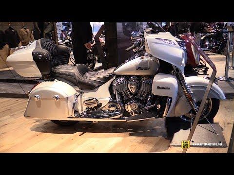 2018 Indian Roadmaster - Walkaround - 2017 EICMA Milan Motorcycle Exhibition