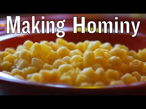 How to Make Hominy