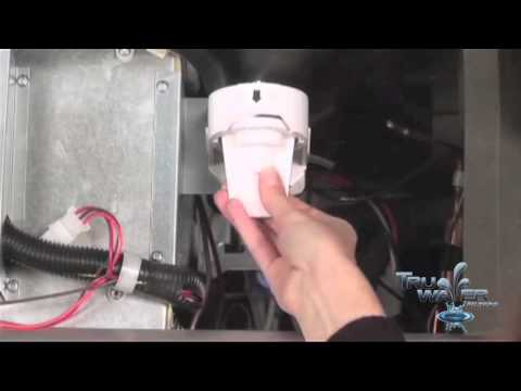 How To Replace Your GE MWF SmartWater Fridge Water Filter