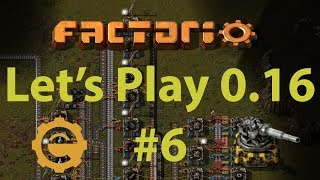 Factorio SpaceX Let's Play #35 - Nuclear fuel stuff