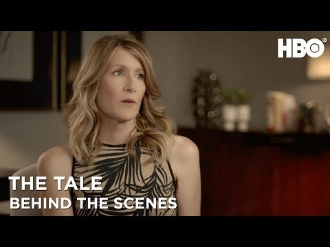 BTS w/ Laura Dern & Jennifer Fox   The Tale   HBO