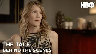 BTS w/ Laura Dern & Jennifer Fox | The Tale | HBO
