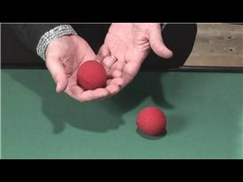 Magic Tricks : Basic Routine for Sleight of Hand Magic Tricks