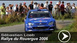 Sébastien Loeb |  Pure Engine Sounds | Rallye du Rouergue 2006 | [Passats de canto]