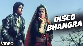 Disco Bhangra [Full Song]   Ganga Jamunaa Saraswati   Amitabh Bachchan