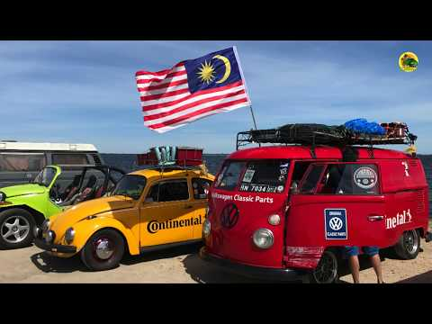 S2 EP 6 | Live2Drive Story Part 1 | Malaysia to Finland Overland