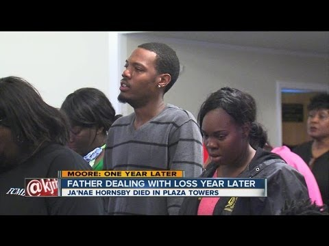 Father Dealing With Loss A Year Later