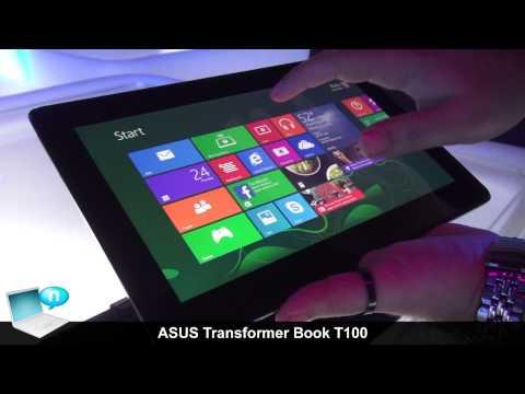 ASUS Transformer Book T100 (T100TA) - Prova (ITA)