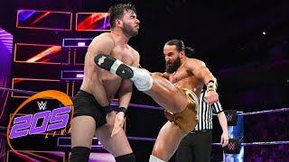 Tony Nese vs. Keith Clayball: WWE 205 Live, May 8, 2018