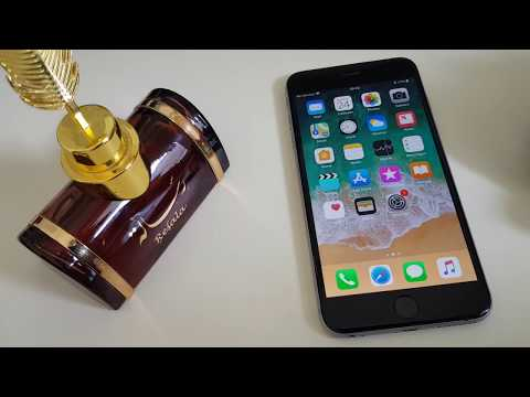 iPhone 6 Plus How to Enable Battery % Indicator