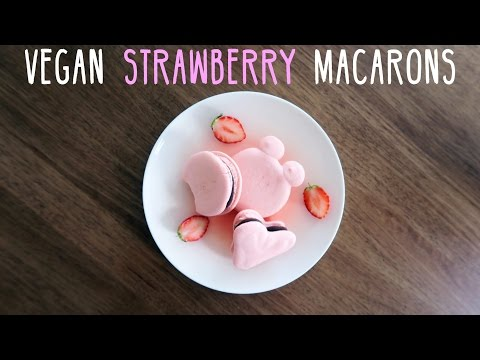 How to Make Vegan Aquafaba Macarons | Cooking Sounds