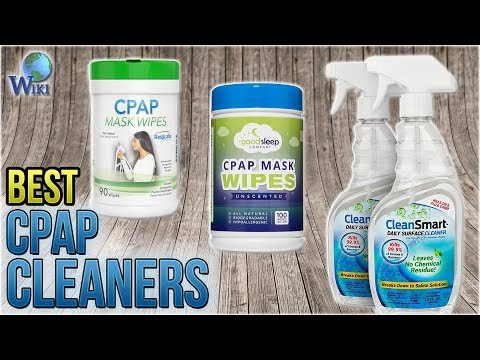 10 Best CPAP Cleaners 2018