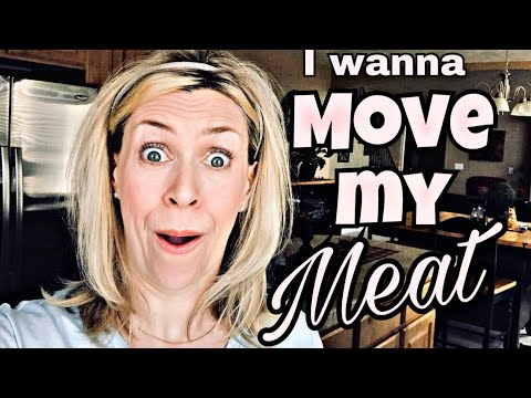 MOVE MY MEAT | Vlog | June 6, 2017 | Traci B