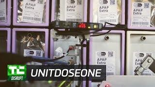 UnitDoseOne Robotic Pharmacy | Disrupt SF 2017