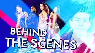 Behind The Scenes - Making the Titles | Almost Never