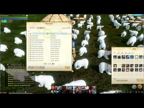 Archeage unlimited inventory space for free! Trick