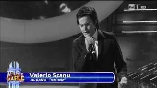 "Al Bano - Valerio Scanu canta ""Nel sole"" - Tale e Quale Show 03/10/2014"