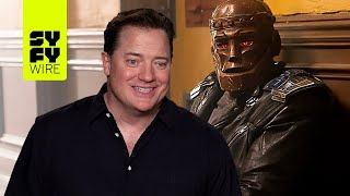 Download Brendan Fraser Talks About Doom Patrol | SYFY WIRE Video