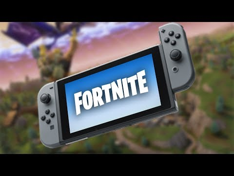 Fortnite May Very Well Be The Nintendo Switch's Killer App...