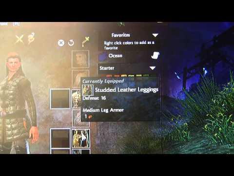 Guild Wars 2 - Dye System Update